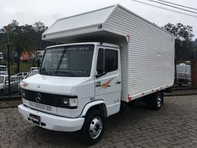 Mercedes Benz 710 - Baú 4.50m - Fernando