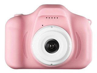 Camara Digital Infantil Ledstar Pantalla 2.0 Micro Sd Dimm