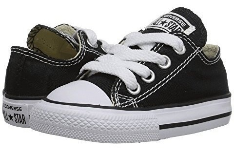 Converse Kids Chuck Taylor Core Ox Tenis Bebe Niña Niño