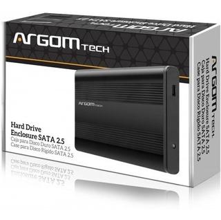Encapsulador Argom Sata 2.5 Usb 2.0 Arg-ac1030 (compured) S