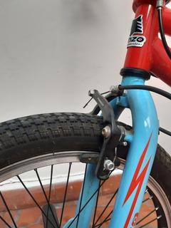 Bicicleta Venzo Inferno Bmx Rodado 20 Con Rotor.