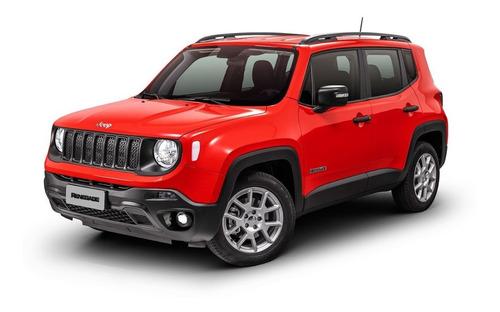 Imagen 1 de 15 de Jeep Renegade 1.8 Sport Mt U$ 16.800 Conc. Oficial