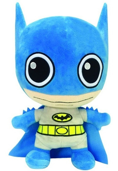 Pelucias Super Fun Hero Dc Batman Herois Marvel
