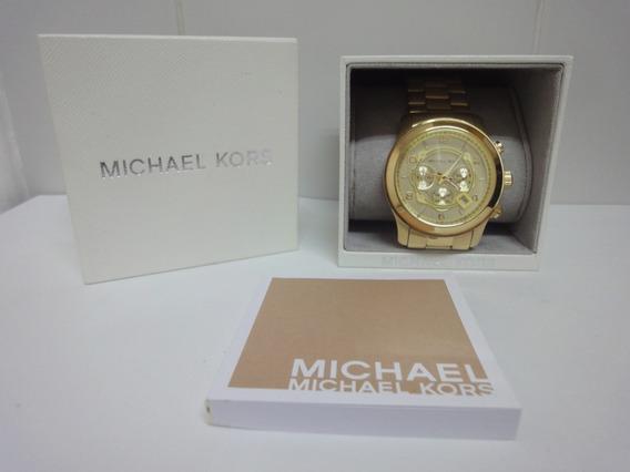 Relógio Michael Kors 8077 Original Usado
