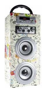 Parlante Bluetooth Daihatsu - Karaoke - Usb - Lector Sd