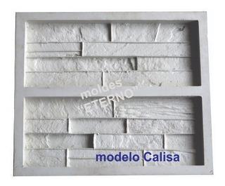 Molde Eterno Goma Flex Modelo Calisa Placa Antihumedad