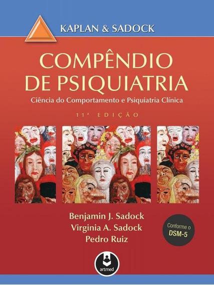 Compendio De Psiquiatria - Artmed
