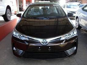 Toyota Corolla Xei 2.0 Flex 16v Aut. 2018 Marrom
