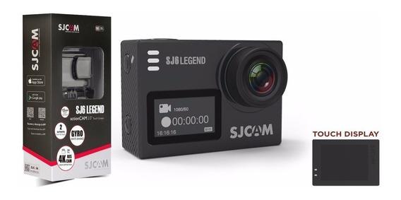 Camera Sjcam Sj6 Legend 4k Full Hd Wifi Gopro Prova D