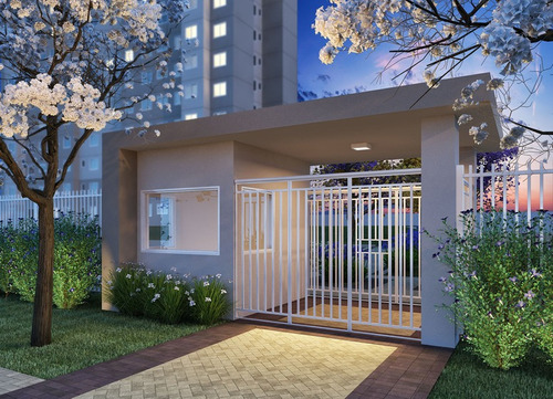 Imagem 1 de 12 de Breve Lançamento Barra Funda 1 Dormitório
