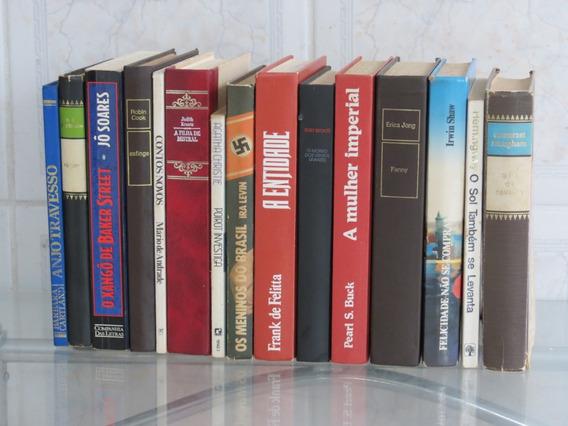 Lote 15 Livros De Literatura Nacional E Estrangeira Promoção