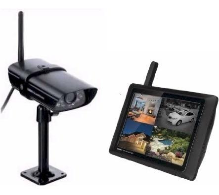 Uniden G766 Kit Seguridad 1 Camara Infrarroja Inalambrica