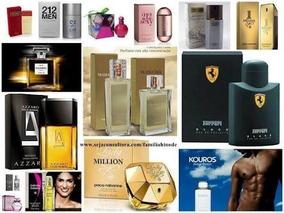 Perfumes Hinode Escolha 4 Desses Perfumes Frete Gratis