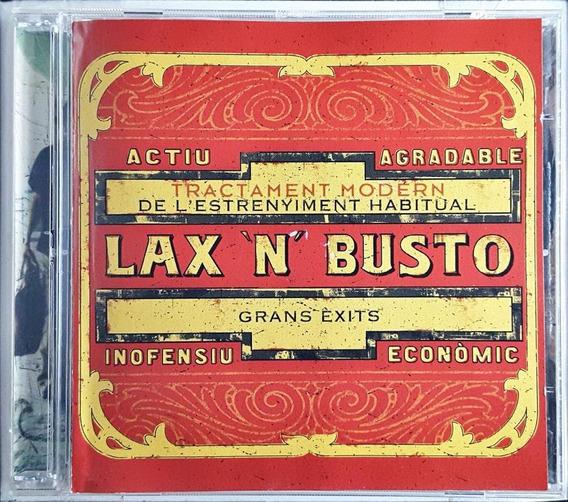 Cd Duplo Lax N Busto - Grans Exits - Gb