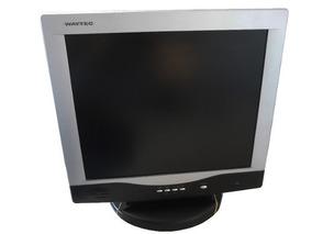 Monitor Waytec 17 Polegadas Fw1700s-no Estado