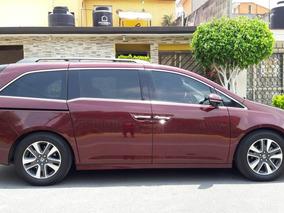 Honda Odyssey 3.5 Touring Mt 2016