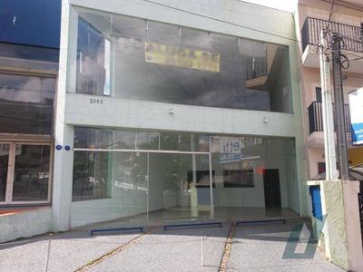 Salão Para Alugar Por R$ 7.000/mês - Vila Augusta - Sorocaba/sp - Sl0029