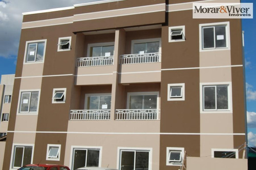 Imagem 1 de 15 de Apartamento Para Venda Em São José Dos Pinhais, Parque Da Fonte, 3 Dormitórios, 1 Banheiro, 1 Vaga - Sjp8880_1-1462333