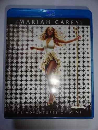 Blu-ray Mariah Carey - The Adventures Of Mimi (lacrado)