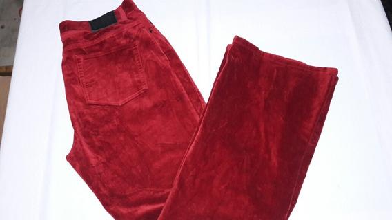 Jeans Para Mujer Rojo Lauren Jeans T12