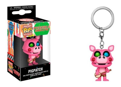 Funko Pop Keychain Five Nights At Freddys Sigpatch Vdgmrs