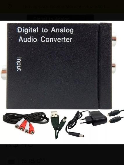 Conversor Audio Digital E Analogico