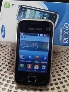 Celular Samsung Rex 60 Dual Chip Tv Digital
