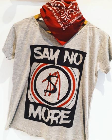 Remera Charly Garcia - Say No More