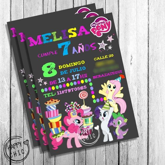 My Little Pony Nainermun Souvenirs Para Cumpleaños