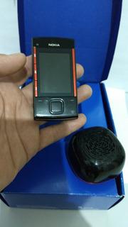 Celular Nokia X3-00 Caixa Completo De Tudo Estado Novo Anate