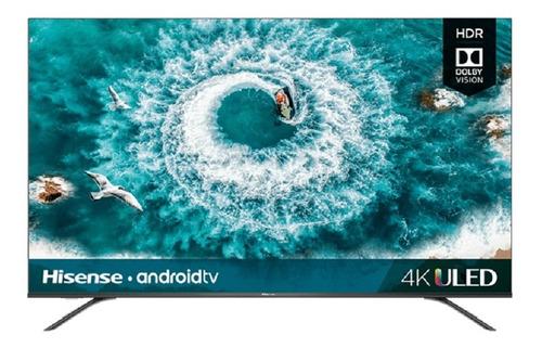 Televisor  Hisense 55  Tecnología Uled 55h8f Smart Tv