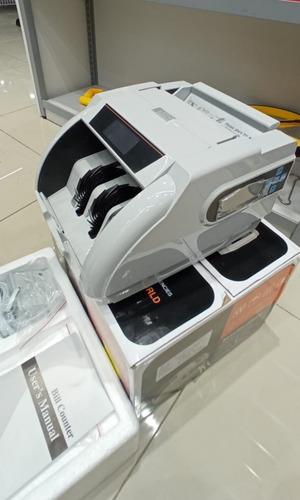 Imagen 1 de 6 de Maquina Contadora De Billete Bill Counter Mod. N86 D Uv/mg