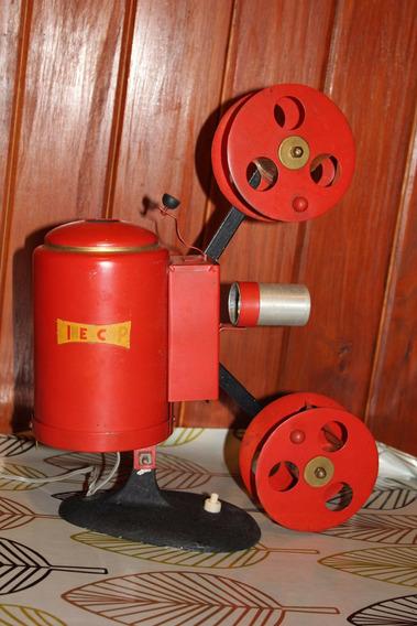 Antiguo Proyector De Juguete Chapa Cinescop