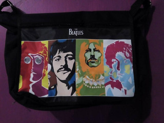 Mochila The Beatles John Lennon Paul Mccartney Rock