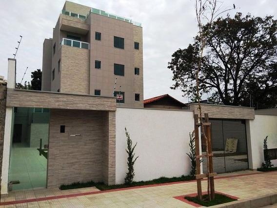 Apartamento Com Área Privativa No Santa Monica. 3 Quartos 1 Suite E Ótima Localização. - 2081
