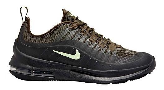 Tenis Nike Wmns Air Max Axis Olivo Tallas De #23 A #25 Mujer
