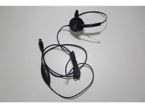 Headset Hn10qd Usb - Unixtron