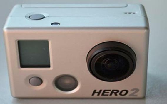 Câmera Go Pro Hero 2 Usada