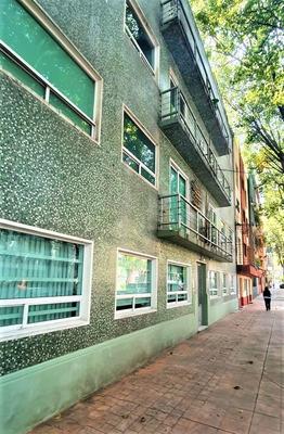 Se Vende Departamento Planta Baja,colonia Escandon, Miguel H