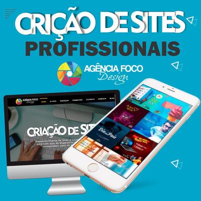 Criamos Seu Site Profissional Para Seu Negócio + Brinde.