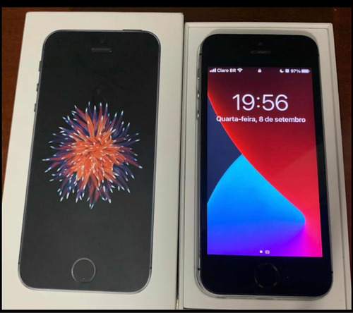 Imagem 1 de 2 de iPhone SE Em Perfeitas Condições