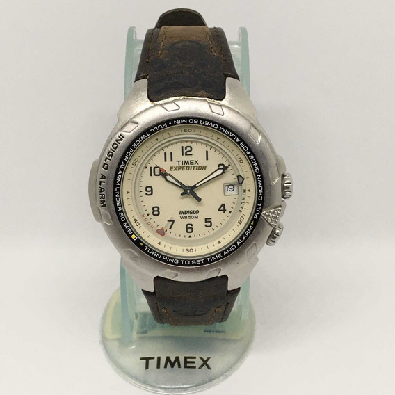 Reloj Indiglo Mod. Expedition, Marca Timex