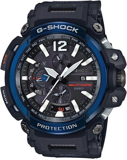 Relógio G-shock Masculino Digital Gpw-2000-1a2dr Original
