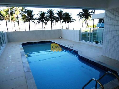 Imagem 1 de 16 de Apartamento Com 2 Dormitórios À Venda, 104 M² Por R$ 530.000,00 - Aviação - Praia Grande/sp - Ap15401