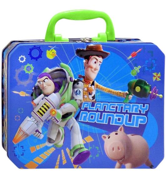 10 Loncheras 3d Dulcero Fiesta Regalo Toy Story
