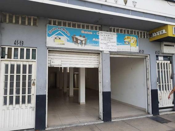 Se Renta Local Av Simón Bolivar