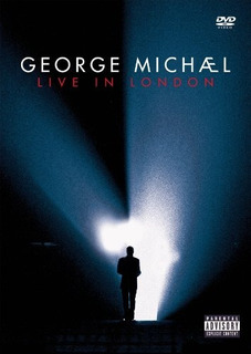 Dvd George Michael Live In London 2 Dvd
