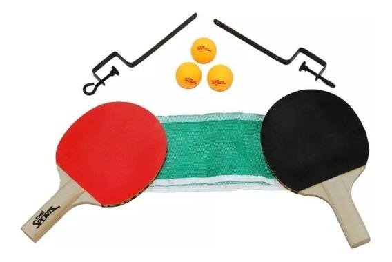 Kit Para Tênis De Mesa Dia Das Crianças