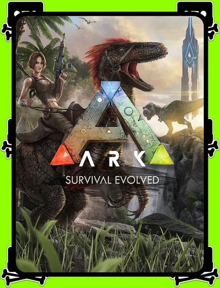Ark Survival Evolved Pc - 100% Original (steam Key)