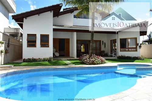 Casas Em Condomínio À Venda  Em Atibaia/sp - Compre O Seu Casas Em Condomínio Aqui! - 1473992